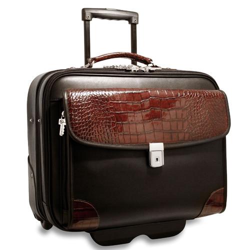 Best briefcase on wheels for women 2018